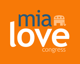 Mia Love is a Utah Mayor &amp; Conservative running to be AMERICA&#039;S FIRST BLACK, GOP CongressWOMAN.  Won&#039;t you donate to her campaign &amp; help her?  Please? Just click the logo &amp; read all about this very impressive young woman and you won&#039;t be able to stop yourself ;)